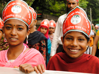 2011 National Girl Child Day in Bangladesh