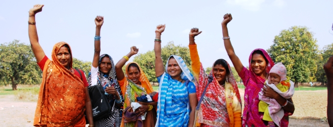 THP-India Elected Women Representatives