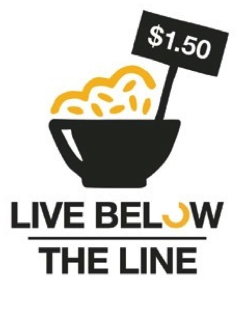 Live Below the Line Logo