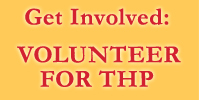 Get Involved: Volunteer with THP